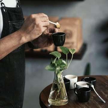 Ekstrasi #Espresso yang baik, sangat berpengaruh terhadap rasa segelas kopi #TheCoffeenatics