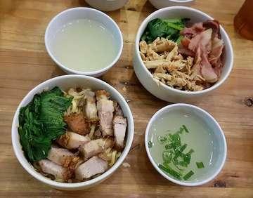 Kalah dengan suara terbanyak, mo breakfast bubur, kiddos pada milih @ncek_legenda (non halal). Berat nihh pagi2, makan mie.. . . . #sunday #sundaybrunch # breakfast #noodle #noodlelover #noodlefreak #noodleaddict #mie #bakmi #nceklegenda #nceklegendanoodlebar #kulinerkelapagading #chasiumadu #chasiugaring #bacon #salmonasap #bebekasap