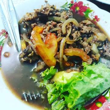 Bestik Pak Darmo. Jadi Bistik ini versi Indonesianya #Bestik ada berbagai macam pilihan daging... #bestiksolo #bestikpakdarmo #instafood #foodporn #solo #SpiritofJava