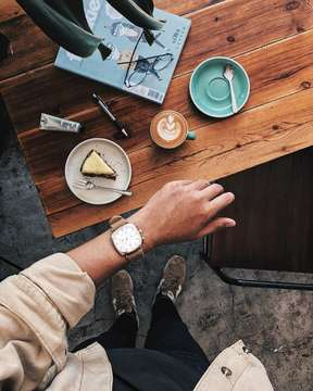 Life moves so fast. We gotta enjoy the good times.☕️ Get 15% off by use my code 'dhipta15' for every purchase at www.briston-watches.com. @bristonwatches #MyBriston #BristonWatches #Happy5Briston