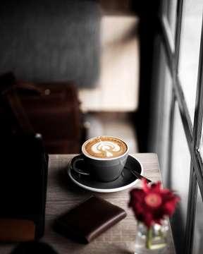 •Think in a positive way. ⠀⠀⠀⠀⠀⠀⠀⠀⠀⠀⠀⠀⠀ ⠀⠀⠀⠀⠀⠀⠀⠀⠀⠀ ⠀⠀⠀⠀⠀⠀⠀⠀⠀⠀⠀ ⠀⠀⠀⠀ ☕ : Cappuccino ⠀⠀⠀⠀ ⠀⠀⠀⠀ 📍 : Papa & Mama pastries @papamama_bbc ⠀⠀⠀⠀ ________________________________________________________ #hobikopi #anakkopi #masfotokopi #manmakecoffee #happyboringlife #coffeexample #indocoffeegram #baristadaily #coffeesesh #coffeetized #eskopianget #coffeenclothes #fujifilmindonesia #cupsinframe #hustletouch #tablesituation #papamamapastries #minimalmoods
