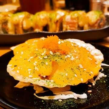 [ SPICY HARUYAKI ] . . Selamat berbuka puasaa . #FJ.kuliner  #fadzrinjalanjalan  #fadzrinkuliner  #spicyharuyaki  #sushitei  #enak  #wajibcoba  #samsungnote9
