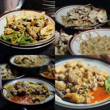 Salah satu makanan favorit kalo lagi ke Bandung! Nasi Bistik Astana Anyar! Simply good for me ❤️ nasi goreng pake bistik ayam crispy, plus saus mentega gitu. Di Jakarta ada sih mirip-mirip kayak gini, tapi feelnya beda. Kalo mau tau kuliner Bandung seru lainnya cek artikel ku di @kumparancom ya ;) link ada di highlights 🤗 #thehungrydoctor #jktfoodies #THDBandung