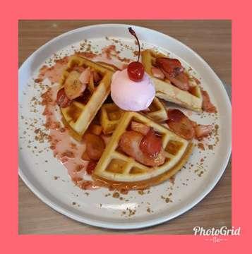 #food #foodie #foodstagram #foodporn #foodgalery #foodblogger #foodlover #foodphotography #fooddiary #instafood #instadaily #yummy #deliciousfood #happytummy #loveeat #gracenatashakuliner #gracenatashafooddiary #kulinerjakarta #jktfoodbang #jktfooddestination