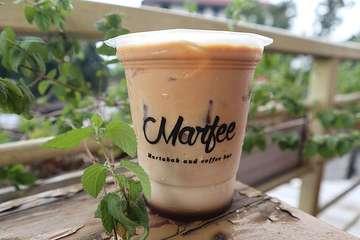 Kopi pertama hari ini. Pahit, dingin, seperti rindu yang semakin tidak tuntas dan tak ada balasan. . Mau ngopi, yuk ke @marfee.bdg . Disini banyak banget variant kopi nya, mulai dari hot, cold, blend. Iced coffee disini harganya sekitar 22k-29k. Buat yg suka kopi dengan body yg cukup tebal, disini tempatnya. 😁 . . 🏠 @marfee.bdg Jl. R.E. Martadinata No.47 Bandung (Secret Factory Outlet) 🕑 weekday 12-22 🕑 weekend 12-23 . . . . . . . . . . . . . . . . . . #kulinerinfobandung #coffee #kuliner #explorebandung #bandungjuara #kulinerbandung #lfl #infobdg #infobandung #bandungbanget #kulinerbdg #bandungfoodies #visitbandung #makanpakereceh #bandungculinary #bandungeatery #foodnotebdg #duniakukinerbdg #discoverbandung #bandungkuliner #bandungfood #caferestobdg #infobdgcom #bandungfoodie #bdgsociety #kulinerbandungjuara #foodporn #infobandungkuliner #kopisusu