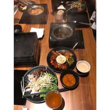 Cappucino & rumput rebus . . . . . #kopi #coffeetime #cappuccino #coffe #kuliner #instacoffee #cafe #foodjapan #food #foodporn #shabushabu #healthyfood #instafood #playmates #zldnusantara #letting #travel #travelphotography #kulinerjakarta