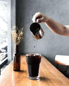 ⠀⠀⠀⠀⠀⠀⠀⠀⠀ Here's wishing you a comfortable, healthy and prosperous holiday ahead. Enjoy your day! ⠀⠀⠀⠀⠀⠀⠀⠀⠀ ⠀⠀⠀⠀⠀⠀⠀⠀⠀ ☕ : Iced Americano ⠀⠀⠀⠀⠀⠀⠀⠀⠀ ⠀⠀⠀⠀⠀⠀⠀⠀⠀ 📍 : Kopimana27 @kopimana27 ⠀⠀⠀⠀⠀⠀⠀⠀⠀ ⠀⠀⠀⠀⠀⠀⠀⠀⠀ ⠀⠀⠀⠀⠀⠀⠀⠀⠀ ⠀⠀⠀⠀⠀⠀⠀⠀⠀ ___________________________________________ #coffeeshop #coffee #bestcoffeeshop #manmakecoffee #anakkopi #hobikopi #cupsinframe #coffeeshopsoftheworld #coffeetime #happyboringlife #proudofyourlocalcoffeeshop #indocoffeegram  #coffeecupsoftheworld #masfotokopi #coffeeheaven #brewcoffee #coffeedaily #indonesiancoffeeshop #caffeineagent #coffeeoftheday #tablesituation #coffeeinblack #mbakfotokopi #jakartacoffeeshop #coffeeshopjakarta #baristadaily #coffeehead #jsc #jakartasecretcoffee