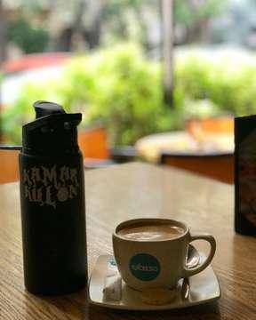 Lanang toraja,Suwon kopi gratis e @excelsocoffee #shotoniphone #iphonegraphy #potraitmode #excelsocoffee #lanangtoraja #kamarkulon