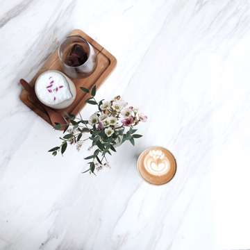 Perfectly balanced, as it should be. No, not really 😂 . . . . . #minimalism #whiteaddict #whyteworks #whywhiteworks #ccseasonal #jktfoodbang #hobikopi #onthetable #tablesituation #feedfeed #liveauthentic #anakkopi #mywhitetable#whiteinframe #jktgo #makeitminimal #visualsoflife #coffeeshopcorners #aquietstyle #thatauthenticfeeling #mystoryinwhite #goodfoodjkt