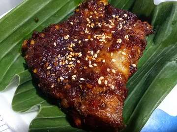 Another recommendation from @dd.tio 😍 RM. OnDo dekat rumah nenek satu lagi di petisah . B2 panggang 🐷 💰IDR 35K 📝Isinya sedikit skali 😂 . Kalbi panggang 💰IDR 68K 📝keliatannya c enak yaa (lum dicoba) . . . #eatandtreats #eatpostrepeat #eatfolks #eatsociety #feelandeat #keluarmakan #snapfoodie #wtfoodies #whatsupjakarta #jktfoodbang #jktfooddestination #jktsociety #jktfoodies #capturethefood #foodsociety #medanculinary #rmondo #grillbatak #nonhalal #B2 . RM. OnDo 📍Jl. Pabrik Tenun No. 45, Petisah, Medan
