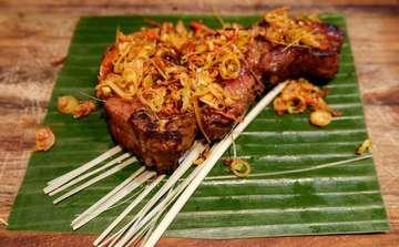 Lemongrass Pork Chop IDR 88K #doyanmakan #doyanmakanbali #doyanmakanbabi