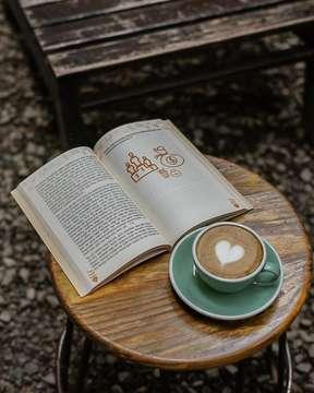 Coffee, book. Perfection ☕📒 . . #latepost #instagood #instadaily #instalike #instalikes #likeforlike #likeforlikes #like4like #like4likes #like #masfotokopi #mbakfotokopi #anakkopi #hobikopi #manmakecoffee #indocoffeegram #contrast #coffee #coffeeshop #coffeeshopbandung