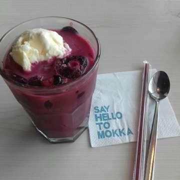 Red velvet stories #redvelvet#redvelvetstories mokkacoffecabana#drink#sayhellotomokka