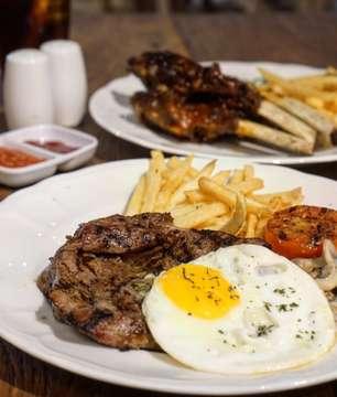 200gr Rib Eye Steak, perfect grilled so tender & juicy . . Madera Kitchen, Dharmawangsa Square GF#38, Jakarta Selatan . . #ribeyesteak #heaveninmymouth  #kulinerjakarta #jakartaculinary #gofood #gofoodjakarta #nomnom #enak #foodie #foodism #anakjajan #jajan #jakartainfood  #makanenak #jakartafoodie  #jktfoodies #jktfoodbang #jktfood #nemumenu #laparmalam #makanpakereceh #enjoyjakarta #enakbanget  #jktculinary #steak  #restoranjakarta #makanenak #bonappetit #makanapa