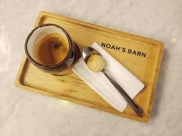 Selamat Morning dari kota Bandung, dan masih dengan kopi pagi eke #ristretto di @noahsbarncoffeenery Cremanya cuantik 😍 📍Lokasi : NOAH'S BARN COFFEENERY, Jl Garuda, Bandung . . #foodie#foodgasm#foodporn#nitamakan#foodstagram#instafood#eater#foodlover#infokuliner#foodpic#foodblogger#mukbang#yummy#anakjajan#jktfoodbang#jktfoodies#bandung#kulinerbandung#foodhunter#jakartaeatery#laperbaper#kopibandung#coffeeaddict#cafebandung#V60#coffeelovers#kopinusantara#manualbrew#coffeebar