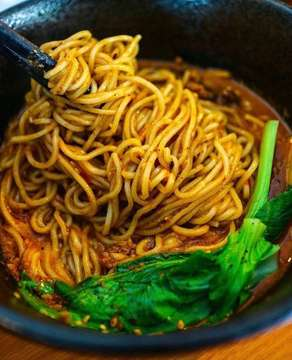 Tantan Men 🍜 via @the.lucky.belly . . . . #noodleworship #tastethisnext #pasta #buzzfeast #yum #noodles #9gag #lunch #zagat #cheatmeal #cheatday #dinner #ramen #food #foodiegram #instafood #yummy #complex #eeeeeats #tasty #foodie #eat #foodpics #foodphotography #hungry #noodle #lovefood