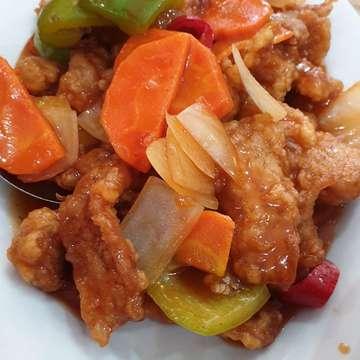 Chinese food pinangsari  Rasa chines food my 7.5/10 harganya juga standard dan ga tralu mahal