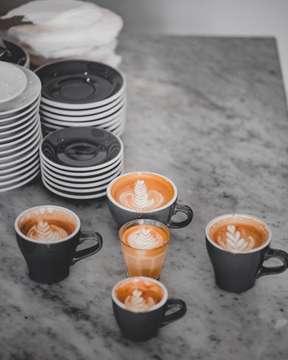 consistency in everyday life.... . . . #caturraespresso #fujixt10 #cappucino #goodplace #coffeeporn #coffeeshop #instamood #55mm #latteart #tuliplatteart #storyincoffee #coffeemilk #instagood #jangantanyabogang