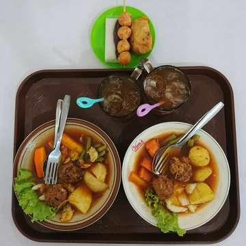Bon appetit #bonappetit #lunch #selatsolo #kulinersolo #solobikinlaper