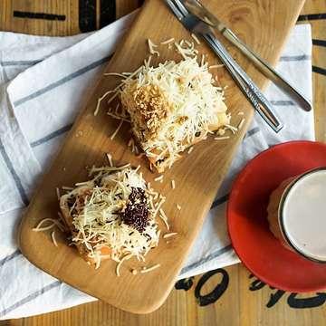 Roti Bakar 88 1359615