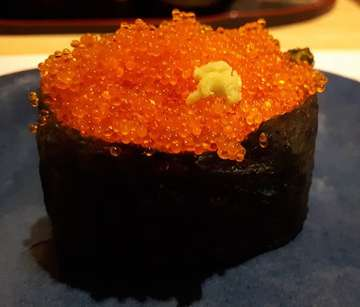 Tobiko Gunkan . . . #bogor #explorebogor #bogoreatery #bogorculinary #visitbogor #infobogor #japanesefood #jktfoodbang #maguro #sushi #sashimi #rawfood #rawfish #kuliner #culinary #bogorhits #foodporn #foodphotography#foodgasm #foodgram #comfortfood #anakjajan #eatandtreats #buzzfeedfood #buzzfeast #tasty #foodie #foodstories #dailyfoodfeed