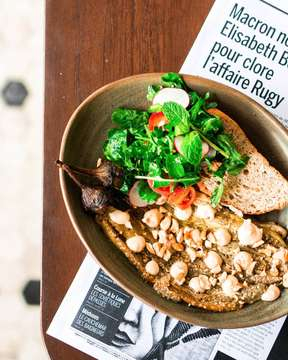 Good things inside! Meet our Vegan Eggplant Salad — smoked eggplant, mix salad, tahini sauce, & homemade bread 🤩💯 // 𝐓𝐡𝐞 𝐉𝐮𝐧𝐜𝐭𝐢𝐨𝐧 𝐇𝐨𝐮𝐬𝐞 𝐹𝑟𝑒𝑛𝑐ℎ 𝐿𝑜𝑜𝑘𝑠, 𝐵𝑎𝑙𝑖 𝑉𝑖𝑏𝑒𝑠.  𝐵𝑟𝑒𝑎𝑘𝑓𝑎𝑠𝑡, 𝑙𝑢𝑛𝑐ℎ 𝑎𝑛𝑑 𝑑𝑖𝑛𝑛𝑒𝑟 𝑖𝑛 𝑃𝑎𝑟𝑖𝑠𝑖𝑎𝑛 𝐻𝑜𝑢𝑠𝑒 𝑎𝑡 𝐽𝑎𝑙𝑎𝑛 𝐾𝑎𝑦𝑢 𝐴𝑦𝑎 𝑛𝑜.3 𝑆𝑒𝑚𝑖𝑛𝑦𝑎𝑘, 𝐵𝑎𝑙𝑖 𝐁𝐨𝐨𝐤 𝐲𝐨𝐮𝐫 𝐬𝐞𝐚𝐭 𝐚𝐭 𝐰𝐰𝐰.𝐭𝐡𝐞𝐣𝐮𝐧𝐜𝐭𝐢𝐨𝐧𝐡𝐨𝐮𝐬𝐞𝐛𝐚𝐥𝐢.𝐜𝐨𝐦/𝐫𝐞𝐬𝐞𝐫𝐯𝐚𝐭𝐢𝐨𝐧 #thejunctionhouse #thejunctionhousebali