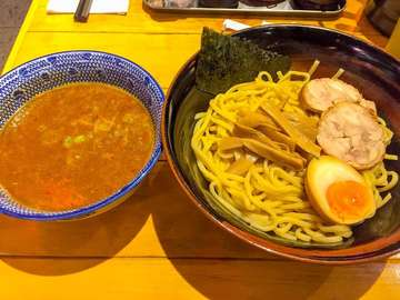 Tsuke-men dari Menya Sakura ! 🍜 @menyasakura.official . . . Rate : 8,5 / 10 😋😋😋😋😋 #jktfoodie #jktgo #jktinstafood #foodporn #food #jktculinary #ramen #japanesefood #jktfoodbang #jktfooddestination